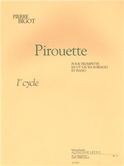 Pierre Bigot: Pirouette Cycle Books | Trumpet