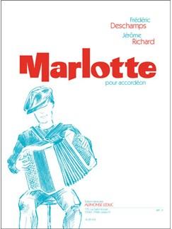 Deschamps: Marlotte Buch | Akkordeon