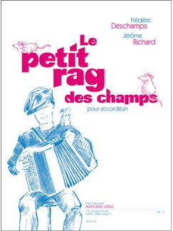 Deschamps: Le Petit Rag Des Champs Books | Accordion