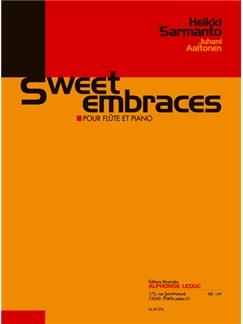 Aaltonen: Sweet Embraces Books | Flute