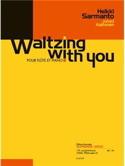 Aaltonen: Waltzing With You Books | Flute