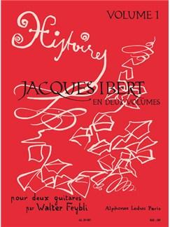 Feybli: Histoires, Vol. 1 Transcription Pour 2 Guitares Buch |