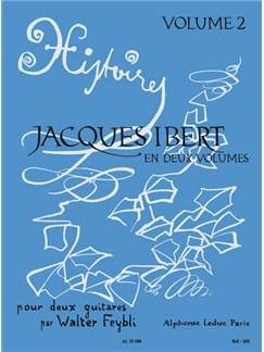 Feybli: Histoires, Vol. 2 Transcription Pour 2 Guitares Buch |