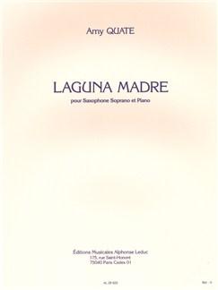 Quate: Laguna madre (3'35'') pour saxophone soprano et Piano Livre | Saxophone Soprano, Accompagnement Piano