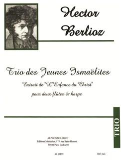 Gérard Berlioz: Trio des Jeunes Ismailites (Trio - Mixed) Livre | Trio