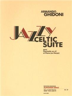 Ghidoni: Jazzy Celtic Suite Pour Clarinette Books | Clarinet