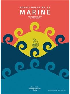 Sophie Dufeutrelle: Marine Livre | Flûte Traversière