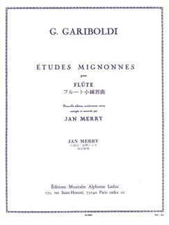 Giuseppe Gariboldi: Exercices Mignonnes Op.131 (Flute) Books | Flute