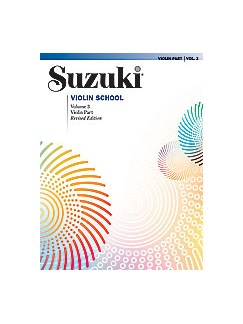 Suzuki Violin School Volume 3 - Violin Part (Revised Edition) Books | Violin