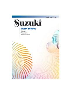 Suzuki Violin School: Volume 5 - Violin Part Book Books | Violin