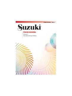 Suzuki Piano School - Volume 1 (Book Only) Books | Piano