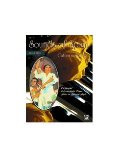 Catherine Rollin: Sounds of Spain - Book 2 Books | Piano