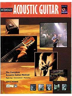 Intermediate Acoustic Guitar Books and CDs | Guitar