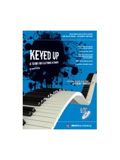Nancy Litten: Keyed Up Blue Book - Student Edition Books and CDs | Keyboard