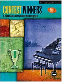 Contest Winners - Book Two Books | Piano
