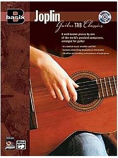 Basix - Joplin Guitar TAB Classics Books and CDs | Guitar