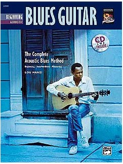 Beginning Acoustic Blues Guitar Books and CDs | Guitar