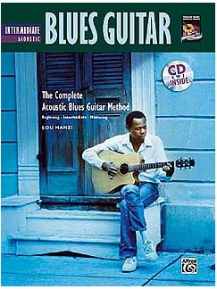 Inter Acoustic Blues Guitar Books and CDs | Guitar