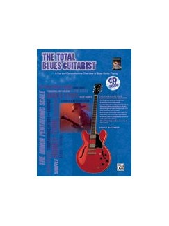 Dennis McCumber: The Total Blues Guitarist Books and CDs | Guitar