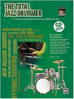 Sunny Jain: The Total Jazz Drummer Books | Drums