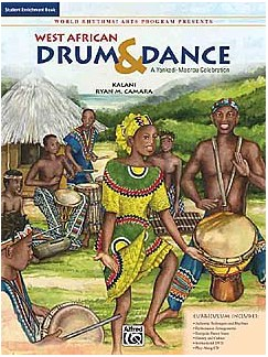 West African Drums And Dance Books | Drums