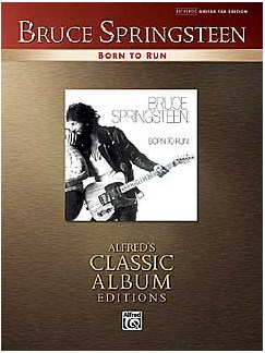 Bruce Springsteen: Born To Run Books | Guitar Tab