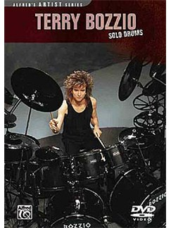 Terry Bozzio: Solo Drums (DVD) DVDs / Videos | Drums