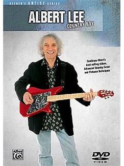 Albert Lee: Country Boy (DVD) DVDs / Videos | Guitar