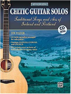 Jim Tozier: Acoustic Masterclass Series - Celtic Guitar Solos Books and CDs | Guitar
