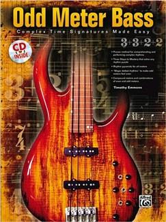 Tim Emmons: Odd Meter Bass Books and CDs | Bass Guitar