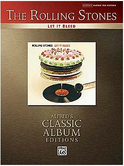 The Rolling Stones: Let It Bleed (TAB) Books | Guitar Tab