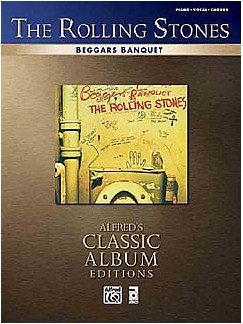 The Rolling Stones: Beggars Banquet PVG Books | Piano, Vocal & Guitar
