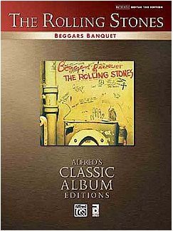 The Rolling Stones: Beggars Banquet TAB Books | Guitar Tab