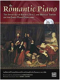 The Romantc Piano Books and CDs | Piano
