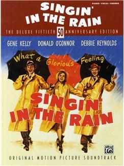 Singin' In The Rain - The Deluxe 50th Anniversary Edition Books | Piano, Vocal & Guitar