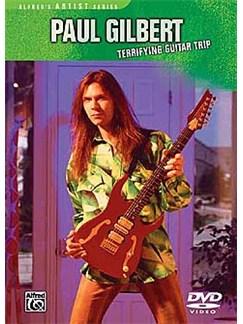 Paul Gilbert: Terrifying Guitar Trip (DVD) DVDs / Videos | Guitar