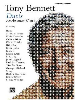 Tony Bennett: Duets - An American Classic Books | Piano, Vocal & Guitar (with Chord Boxes)