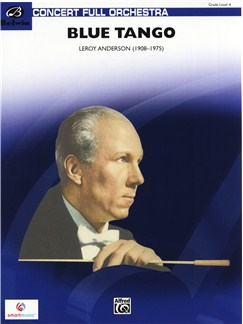 Leroy Anderson: Blue Tango (Orchestra) Books | Orchestra