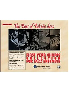Best of Belwin: First Year Charts Collection For Jazz Ensemble Books | Jazz Band