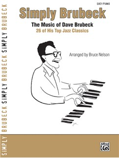 Simply Brubeck - The Music Of Dave Brubeck Books | Piano