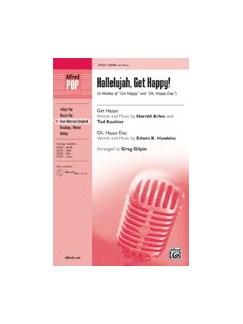 Hallelujah, Get Happy! (SATB) Books | SATB