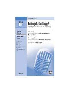 Hallelujah, Get Happy! (SAB) Books | SAB