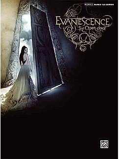 Evanescence - The Open Door (TAB) Books | Guitar, Guitar Tab