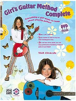 Tish Ciravolo: Girl's Guitar Method - Complete (Book And DVD) Books and DVDs / Videos | Guitar
