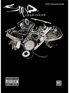 Staind: The Singles 1996 - 2006 Books | Guitar Tab
