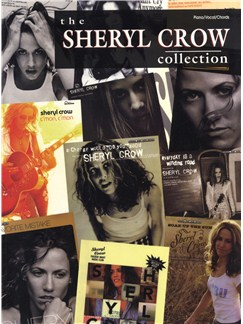 The Sheryl Crow Collection Books | Piano and Voice, with Guitar chord boxes