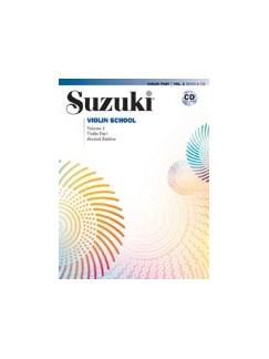 Suzuki Violin School - Volume 1 (Violin Part And CD) Revised Edition Books and CDs | Violin