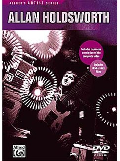 Allan Holdsworth Guitar DVD DVDs / Videos | Guitar