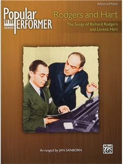 The Songs Of Richard Rodgers And Lorenz Hart Books | Piano