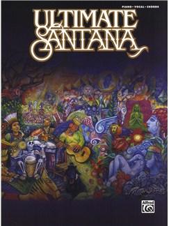 Carlos Santana: Ultimate Santana (PVG) Books | Piano, Vocal & Guitar